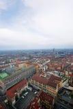 Vue panoramique Torino, Italie Images libres de droits