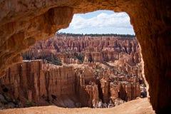 Canyon 09 de Bryce images libres de droits