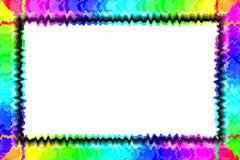 Vue pour placer le texte ou les annonces illustration de vecteur