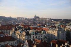 Vue Prague Photo stock
