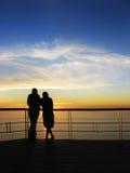 Vue romantique Photographie stock libre de droits