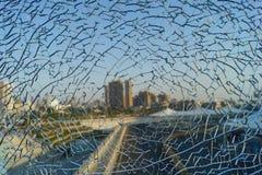 Vue rompue photos libres de droits