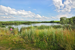 Vue rurale Photographie stock