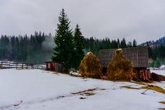 Vue rurale Photographie stock libre de droits