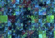 Vue satellite Photographie stock libre de droits