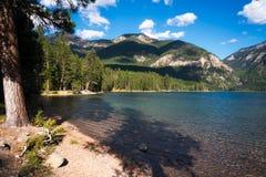 Vue scénique de lac Hollande Photo stock