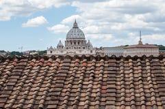 Vue su San Pietro Photos stock