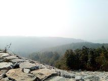 vue supérieure d'ayodhha Photographie stock libre de droits