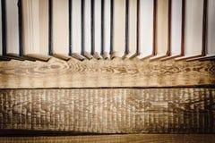 Vue supérieure de beaucoup de livres Photo libre de droits