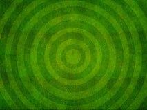 Vue supérieure de champ de sports d'herbe Image libre de droits
