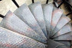 Vue supérieure de Diamond Stair Photo stock