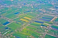 Vue supérieure de la Thaïlande Image libre de droits