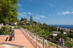 Bordighera Photographie stock libre de droits