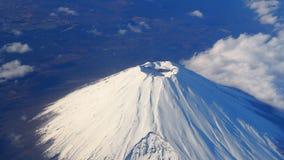Vue supérieure de Mt fuji Image stock