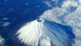 Vue supérieure de Mt fuji Image libre de droits