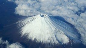 Vue supérieure de Mt fuji Photo stock