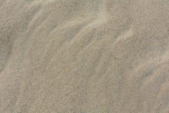 Vue supérieure de texture de sable Photo libre de droits