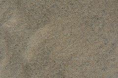 Vue supérieure de texture de sable Photo stock