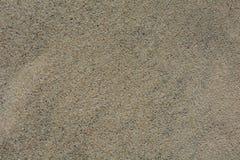 Vue supérieure de texture de sable images stock
