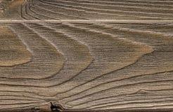 Vue supérieure de vieux fond en bois d'or Photo stock