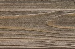 Vue supérieure de vieux fond en bois d'or Photos stock