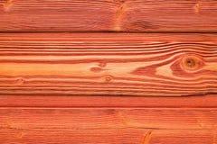 Vue supérieure de vieux de table fond en bois rouge de texture image libre de droits