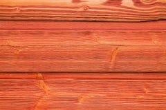 Vue supérieure de vieux de table fond en bois rouge de texture Images stock