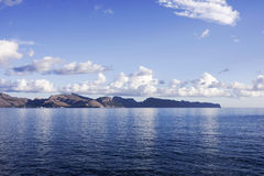 Vue sur Cap de Formentor Photographie stock