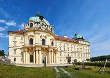 Vue sur Klosterneuburg, Vienne photo libre de droits