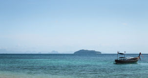 Vue sur Krabi photo stock