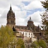 Vue sur la cathédrale Photographie stock libre de droits