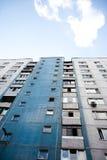 Vue sur la ville Image stock