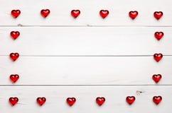 Vue sur le fond en bois Photographie stock libre de droits