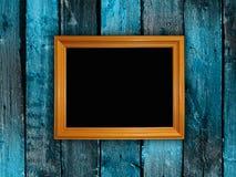Vue sur le mur en bois Photographie stock libre de droits