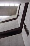 Vue sur le toit du musée juif Berlin Photo libre de droits