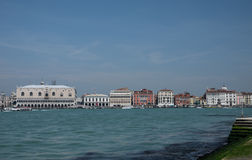 Vue sur San Marco Photos stock