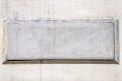 Vue sur un mur peint Images libres de droits