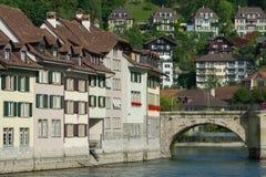 Vue sur vieille Berne Photo libre de droits