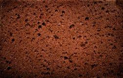 vue texturisée de macro éponge brune de fond photo stock