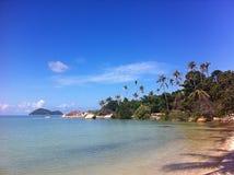 vue Thaïlande de mer Image libre de droits