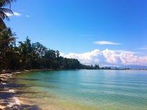 vue Thaïlande de mer Photos stock