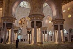 Vue tranquille de MAHAL de JAL, palais architectural historique célèbre de ville de Jaipur, Ràjasthàn, Inde, Asie photos libres de droits