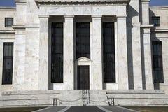 Vue trois de Fed Photographie stock libre de droits