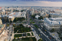 Vue urbaine photographie stock libre de droits