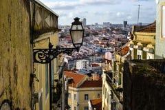 Vue urbaine Photo libre de droits