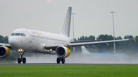 Vueling Aerobus 320 odjazd zbiory