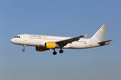 Vueling Airbus A320 Royalty Free Stock Images
