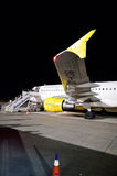 Vueling Airbus A320 Royalty Free Stock Photos