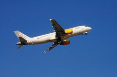 Vueling Airbus A320. Royalty Free Stock Images