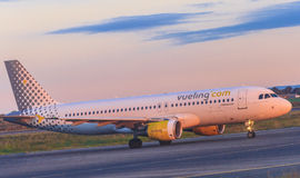 Vueling.com  airlines Stock Image